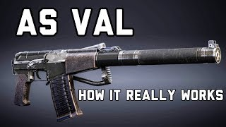 The AS VAL: How It REALLY Works