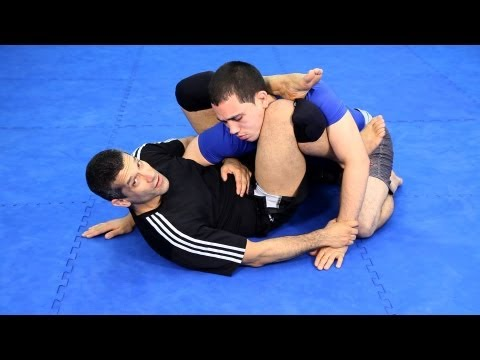 Standard Guard Tactics | MMA Fighting Techniques Image 1