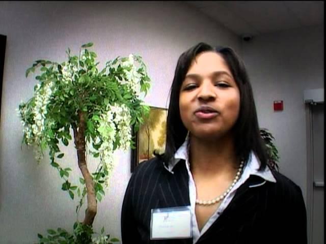 Chantel Williams, TeenQuest graduate