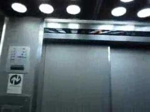 [Retake] Classic Mitsubishi Traction Elevator at Horidome Villa Hotel, Tokyo