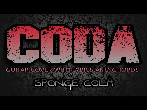 Playlist of Coda - Sponge Cola (Guitar Cover With Lyrics & Chords ...
