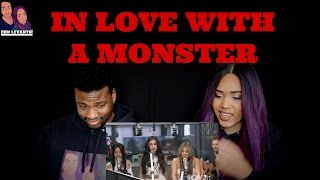 """Download Lagu Fifth Harmony """"I'm In Love With a Monster"""" (Acoustic) 