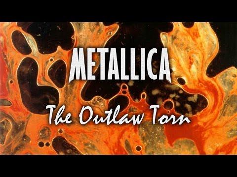 Metallica - The Outlaw Torn (lyrics in video)