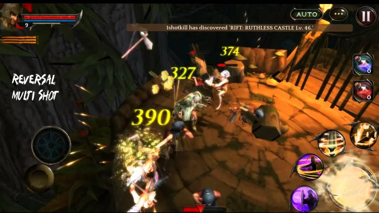 ���� ������ ��� RPG ������� : Darkness Reborn v1.2.8 ����� �����