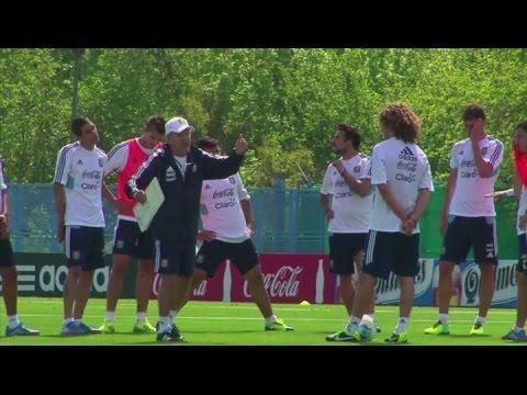 Argentina coach Sabella quits
