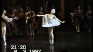 G.Stepanenko in The Swan Lake
