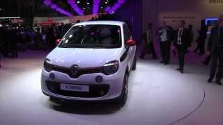 Renault Twingo MY 2014, anteprima speciale da Ginevra