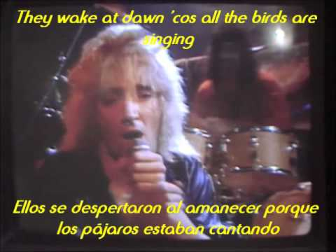 Thumbnail of video Da Ya Think I'm Sexy Subtitulado al Español - Rod Stewart