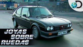 Subasta del Alfa Romeo Alfasud 1970 - Joyas Sobre Ruedas l Discovery Latinoamérica