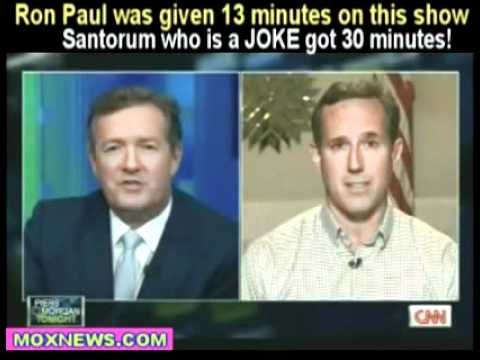 Republican Presidential Candidate Rick Santorum Stands Up for TRUTH | Conservatives PRO-LIFE