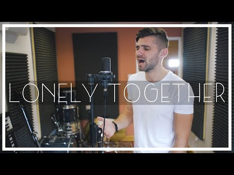 Avicii - Lonely Together ft. Rita Ora (Music Video Cover By Ben Woodward)
