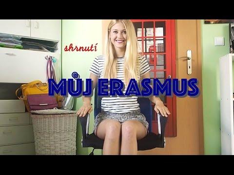 ERASMUS SHRNUTÍ | o škole, jazyku, kámoších i STÁŽI
