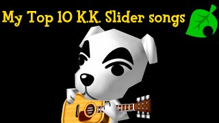 download lagu My Top 10 K.k. Slider Songs gratis