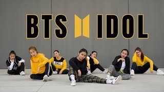 BTS (?????) - IDOL Full Dance Cover by SoNE1