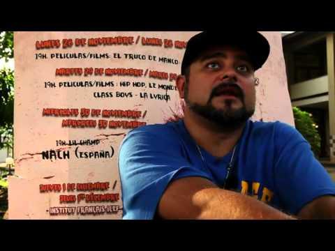 MALABEANDO TV 44. Especial V Festival Malabo Hip Hop 2011
