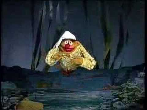 Sesame Street - I Don't Want To Live On The Moon