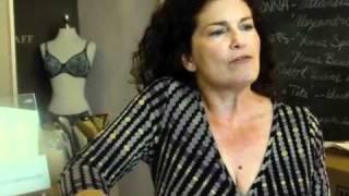 Skwikee:  Jenette Goldstein shares the art of the bra