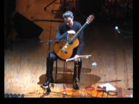Diego Campagna plays Aldo by Luciano Berio (from 34 Duetti per due Violini), transcr. Eliot Fisk