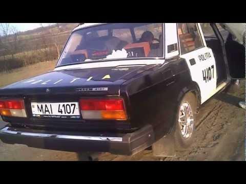 Aventuri cu Poliţia rutieră în Moldova