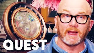 Amazing Bed And Breakfast Full Of Unique Items | Salvage Hunters