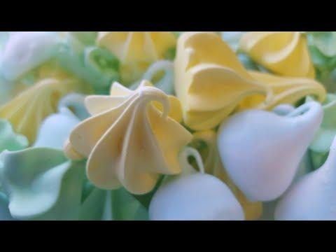 💚Идеальное безе с первого раза💚Perfect meringues recipe