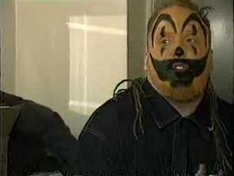 Rare 1995 Insane Clown Posse Fox News Interview Video