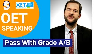 FREE OET Class for Doctors and Nurses: How can you achieve a grade B in the OET exam