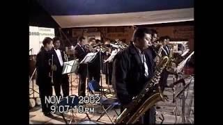LUX BAND SANTA CECILIA 2002