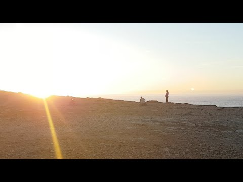 Sonnenuntergang in Sagres・Wir feiern 14 Jahre Beziehung・Spezial-Woche