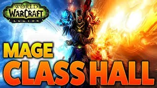 Three Is a Lucky Number | Mage Class Order Hall Guide