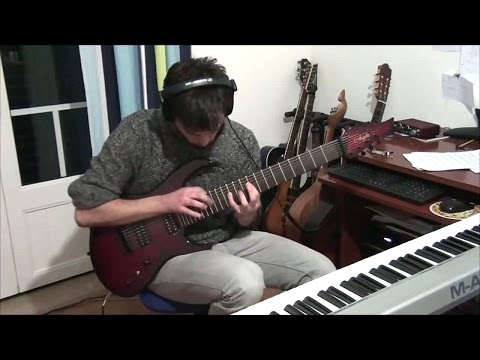 Tut Tut Child - Dragon Pirates (Guitar Cover)