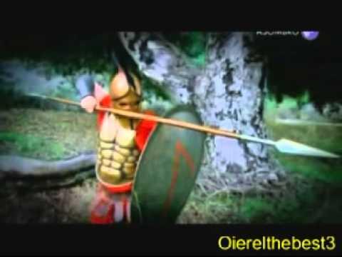 Espartano vs Ninja by: Oierelthebest3