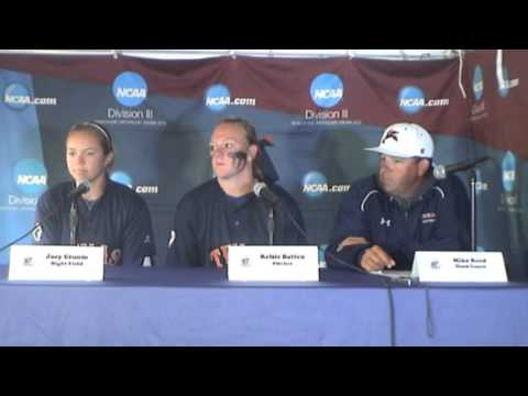 2013 NCAA DIII Softball Championship - Game 3 - UT Tyler