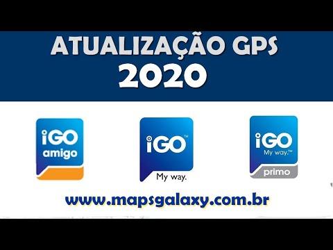 Atualização GPS 2015/2016   IGO8.Primo e Amigo c/ 4 mapas Brasil R$49.90