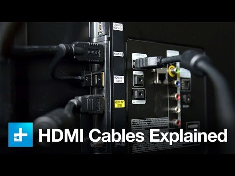 Which HDMI cable should you buy?