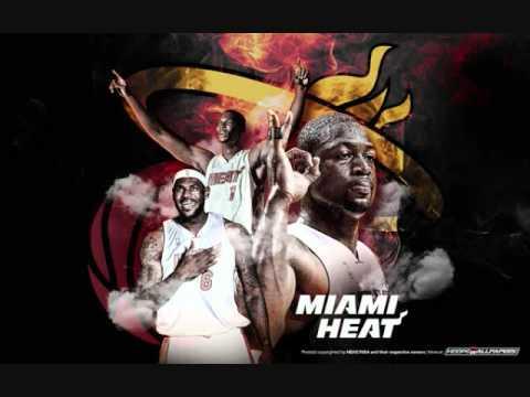 Miami Heat Trio