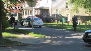 Rochester PD shooting