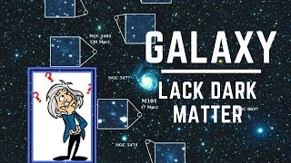 Galaxy seems to lack dark matter, stumping astronomers | Science  News