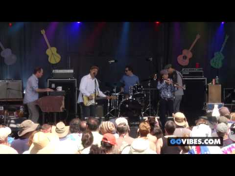 "Donna The Buffalo performs ""Across The Way"" at Gathering of the Vibes Music Festival 2014"