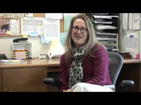 Interview with Temple Grandin School Director, Jen Wilger - 04/16/2014
