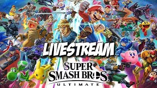 Super Smash Bros. Ultimate Online & World of Light Livestream - Nintendo Switch 12/15/18
