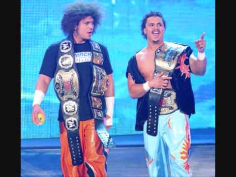 WWE Tag Team Title History Video