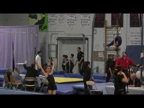 Jonathan Level 6 States High Bar