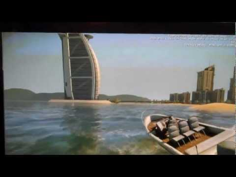 "Leaked footage of ""Grand Theft Auto V: Dubai Stories"" (Beta)"