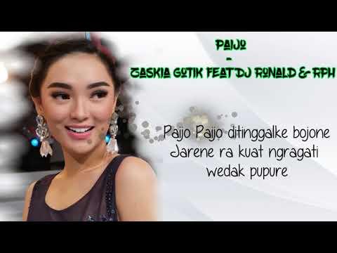 Paijo - Zaskia Gotik Feat RPH & DJ Donall