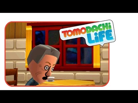 Attack on Slyfox Tomodachi Life