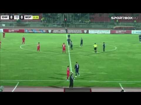 Енисей - Мордовия 4-0 / ФНЛ Тур 14/ 26.09.2016