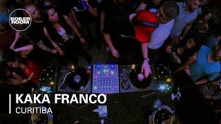 Kaka Franco Boiler Room Curitiba x Skol Beats DJ Set