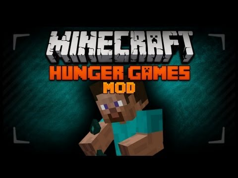 Minecraft Mod Spotlight - THE HUNGER GAMES 1.8 ! - CAN YOU SURVIVE ?