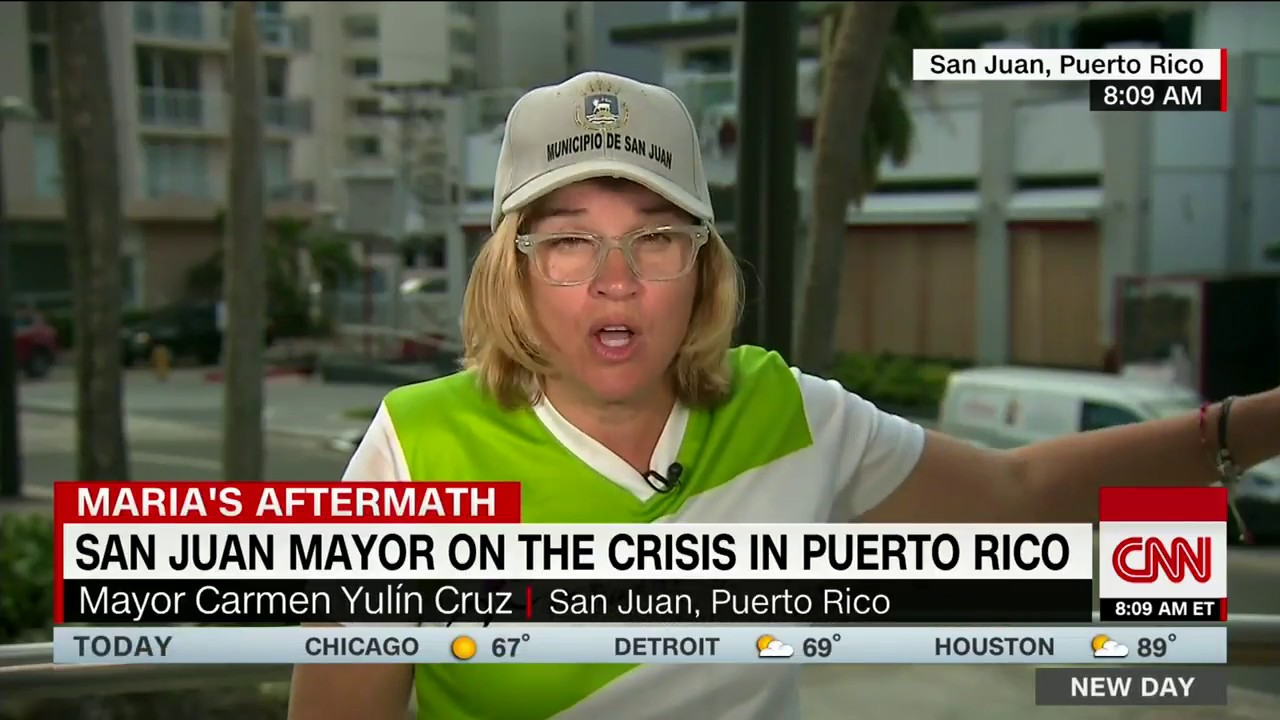 Mayor: Dammit, this is not a good news story